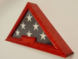 burial flag shadow box. Brilliant Shadow Tiger Maple Flag Boxes No Scrollwork Available NOW Table Top And Wall  Hang And Burial Shadow Box