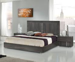 italian modern bedroom furniture. modrest luca italian modern grey bedroom set furniture p