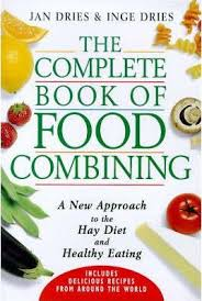 Dr Hay Food Combining Chart The Complete Book Of Food Combining Jan Dries 9781862042391