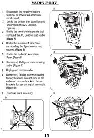 toyota yaris radio wiring diagram toyota image 2009 toyota yaris radio wiring diagram wiring diagram and hernes on toyota yaris radio wiring diagram