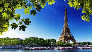 1360x768 Eiffel Tower Paris 4K Laptop ...