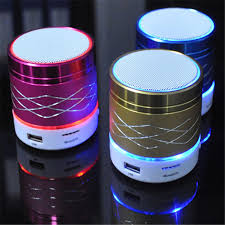 speakers light up. online shop led multi-color light up bluetooth speaker wireless for cell phone tablet support tf card subwoofer | aliexpress speakers