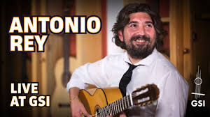 Hear Latin Grammy-winning Antonio Rey performing his own compositions LIVE  at GSI on a Manuel Reyes! - YouTube