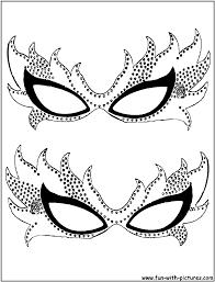 Small Picture two decorative mardi gras masks mardi gras masks Pinterest