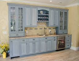 wet bar built in idea large built in wall unit