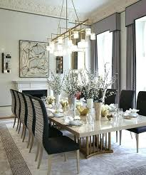 dining room chandelier the best rectangular ideas on size calculator for appropriate chande
