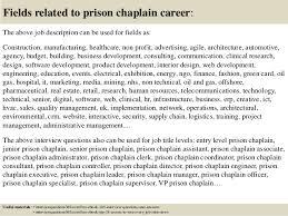 Prison Chaplain Job Prison Chaplain Job Rome Fontanacountryinn Com