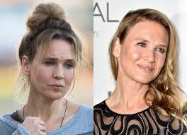 renee zellweger no makeup