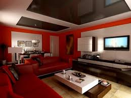 modern living room black and red. Modern Living Room Black And Red In Unique Ideas Awesome For Small Decoration With White M