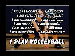 Volleyball Quotes Magnificent Volleyball Quotes Elegant Before Girls Volleyball Confidence Wall
