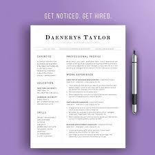 Top Rated Modern Resume Example Best Resume Templates Word Ideas On ...