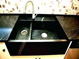 cast iron sink cleaning cast iron sink cleaner black cast iron sink black kitchen sinks soapstone