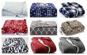 Heated Throw Blanket Kohls