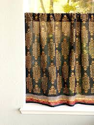 black shower curtains curtain rod tension