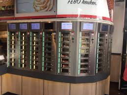 Vending Machine Purchase Custom Vending Machines You Purchase Your Food From Picture Of FEBO