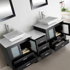 90 Bathroom Vanity 90 Inch Double Sink Bathroom Vanity