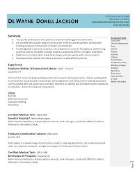 Welder Resume Welding Skills List Resume Therpgmovie 57