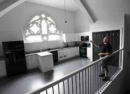 Image result for converting a church into a business