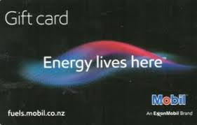 Giftly visa gift cards may be used only at merchants in the u.s. Gift Card Gift Card Energy Lives Here Mobil New Zealand Mobil Col Nz Mobil 006