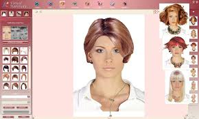 free hairstyle virtual makeover