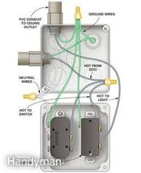 how to wire switches combination switch outlet light fixture Outlet Wiring Diagram how to wire a finished garage outlet wiring diagram single