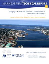 Pdf Emerging Contaminants Of Concern In Canadian Harbours