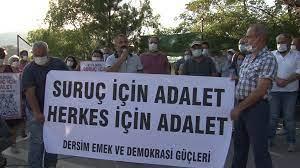 'Suruç Katliamı Türkiye devrim hareketiyle Kürt halkının buluşmasını  engellemeye yönelikti'-VİDEO - PİRHA