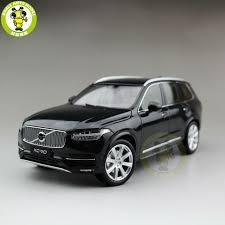 volvo 2015. 118 volvo xc90 2015 suv diecast model car black