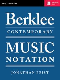 berklee contemporary notation