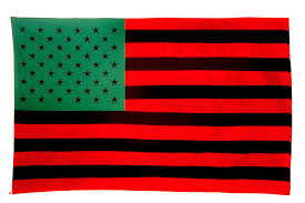 exploring african american art s long fight against racism amuse african american flag david hammons 1990 142 2 times 223 5 cm copy david hammons