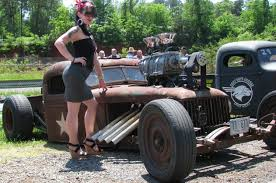AMBER To Lead Things Off –2011 Rumbleby, American Cars American Girls