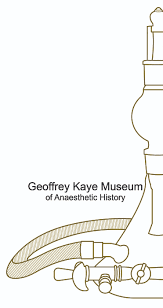 geoffrey kaye museum of anaesthetic history culture victoria geoffrey kaye museum of anaesthetic history