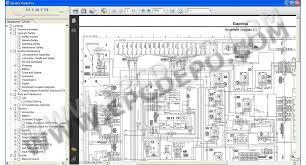 jcb wiring diagram wiring diagram and schematic design jcb backhoe loader service manual repair heavy technics