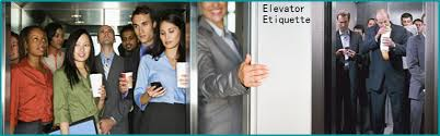 people standing in elevator. more than 70% of people do not follow the correct elevator etiquette. are your manners up to scratch? here some etiquette tips make standing in