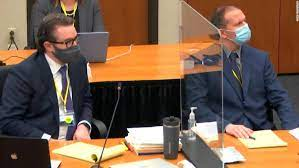 The judge in the trial of officer derek chauvin in the death of george floyd said monday that remarks by rep. March 31 2021 Derek Chauvin Trial Day Three News