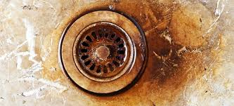 bathtub drain repair how to remove rust