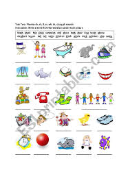 Turtle diary can help your child bridge the gap between understanding letters in our interactive online phonics resources will help significantly advance your child's reading and. Phonics Ch Sh Ll Ss Wh Th Ck Ng Ph Sounds Esl Worksheet By Poli02