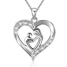 blovin 925 sterling silver mother and