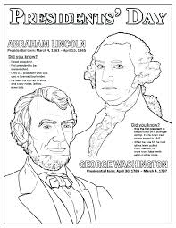 free abraham lincoln coloring pages color printable happy presidents day sheets a president abraham lincoln coloring pages