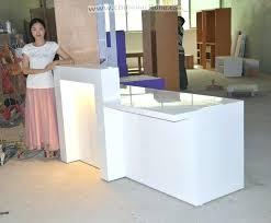 receptionist desks for salons desk reception desk salon used reception salon desk for receptionist desk