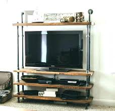 Interesting Industrial Tv Stand Rustic  How To Choose A  Rustic Industrial Tv Stand I89