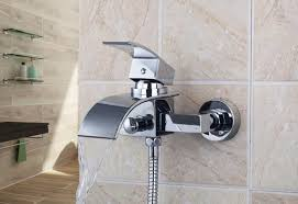 best wall mount bathtub faucet with shower rmrwoods house