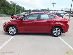 hyundai elantra 2013 red. Unique Red Red Allure 2013 Hyundai Elantra GLS Exterior Photo 64670822 On A