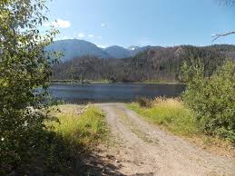 Pond Recreation Sites And Trails Bc