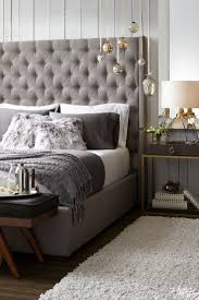 ... layered with textured knit throws and plush furry accents, create an  elegant yet inviting master bedroom. Featured Products: Madrid Queen Bed,  ...