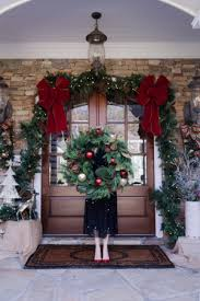 small of hilarious frontgate holiday outdoor bows garland bluegal outdoor wreaths large outdoor wreaths uk front