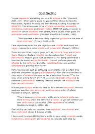 essay on setting goals essay on setting goals bartleby