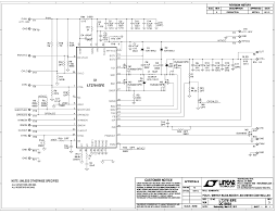 solutions dc1666a lt3791 demo board 4 7v 60v input drives dc1666a schematic