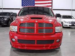 Used 2004 Dodge Ram Pickup 1500 SRT-10 For Sale in Lubbock, TX ...