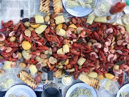 creole crawfish and shrimp boil recipe